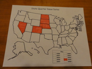 Researching the 50 State Quarters