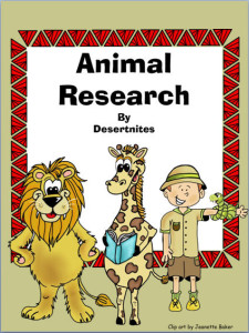 Cover animal research