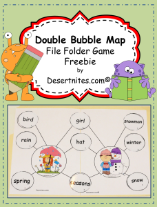 desertnites double bubble map freebie