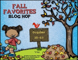 Fall Favorites Blog Hop
